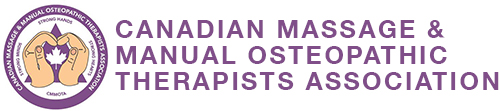 Canadian Massage & Manual Osteopathic Therapists Association Logo
